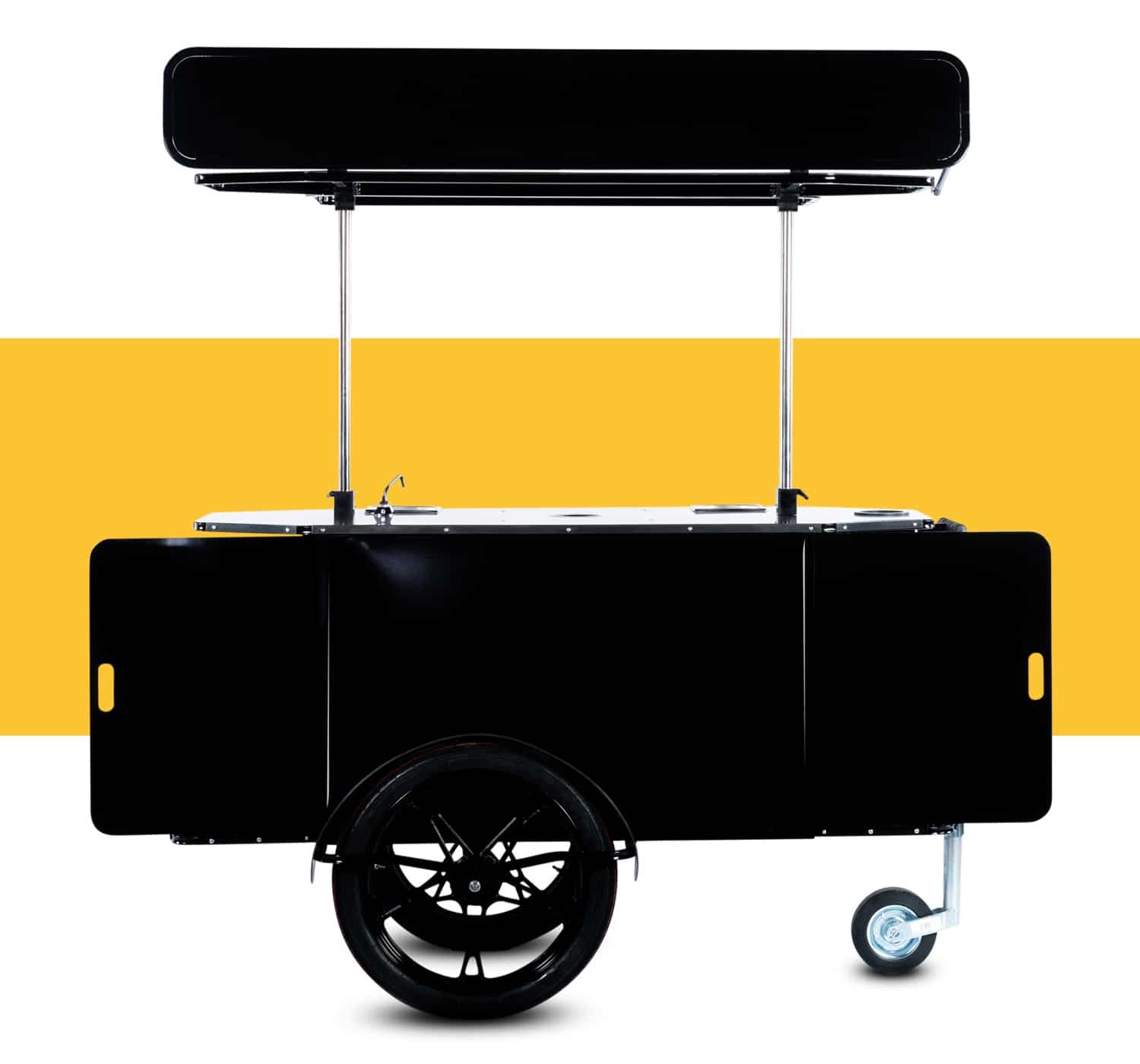Coffee cart for sale by Bizz On Wheels