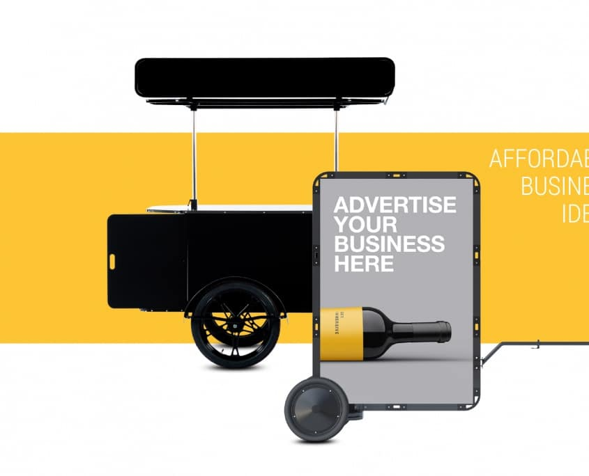 Affordable business ideas by BizzOnWheels