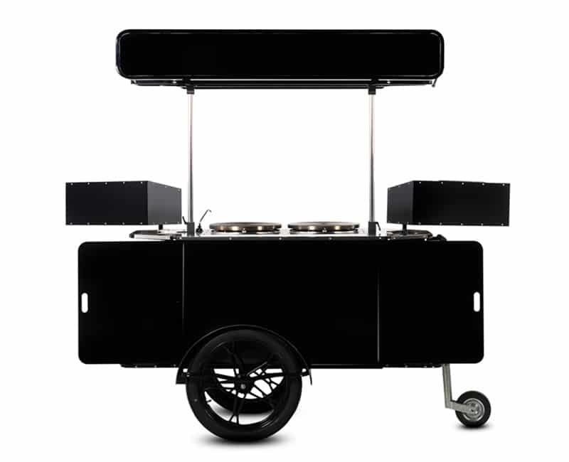 Bizz crepe cart