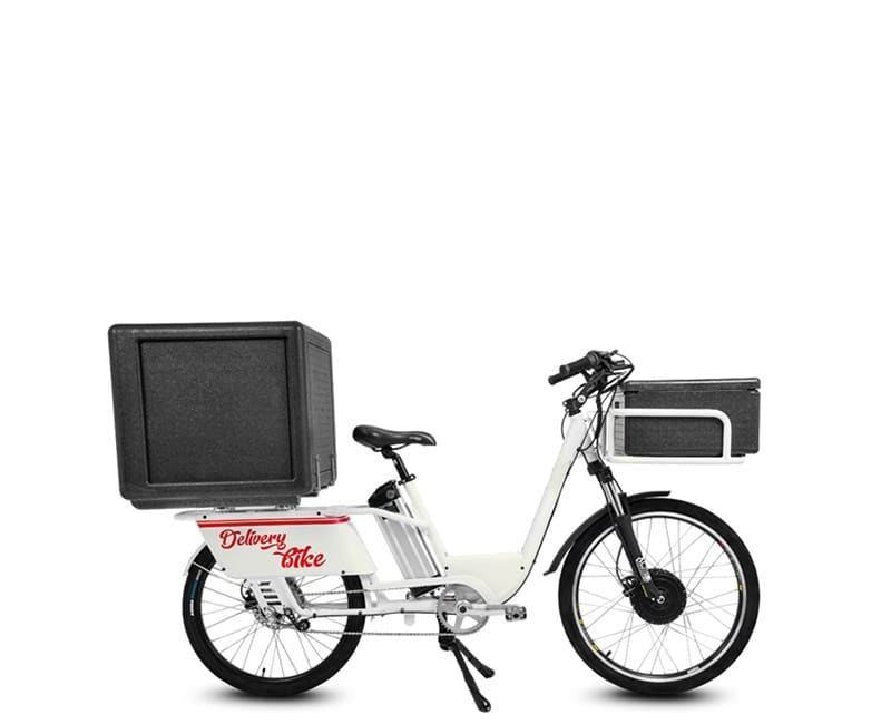 Bizz electric delivery bike