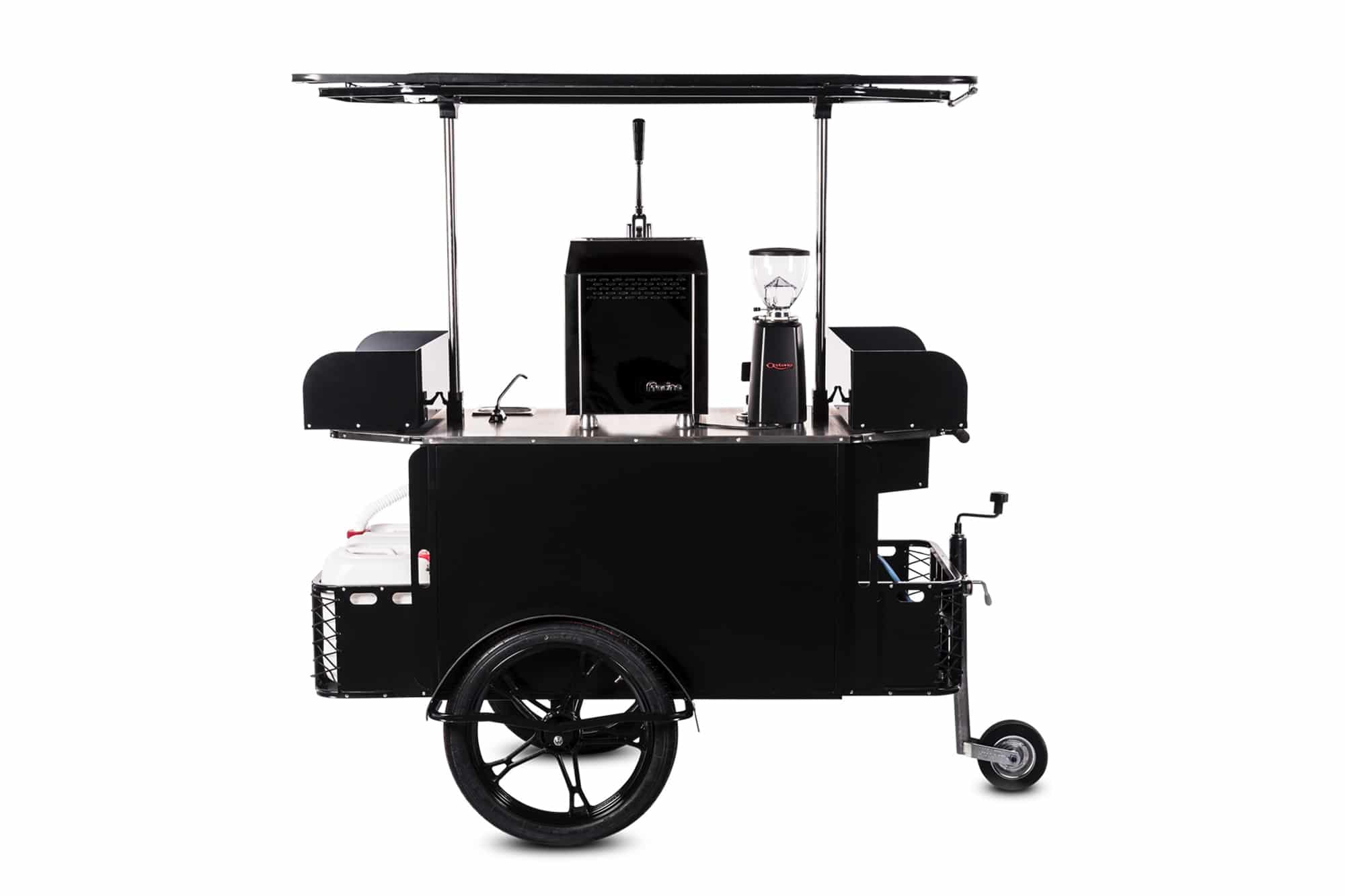 How To Start A Coffee Cart Business Bizz On Wheels
