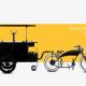 Beer cart and beer bike business Bizz On Wheels