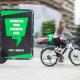 AdBicy advertising bike billboard