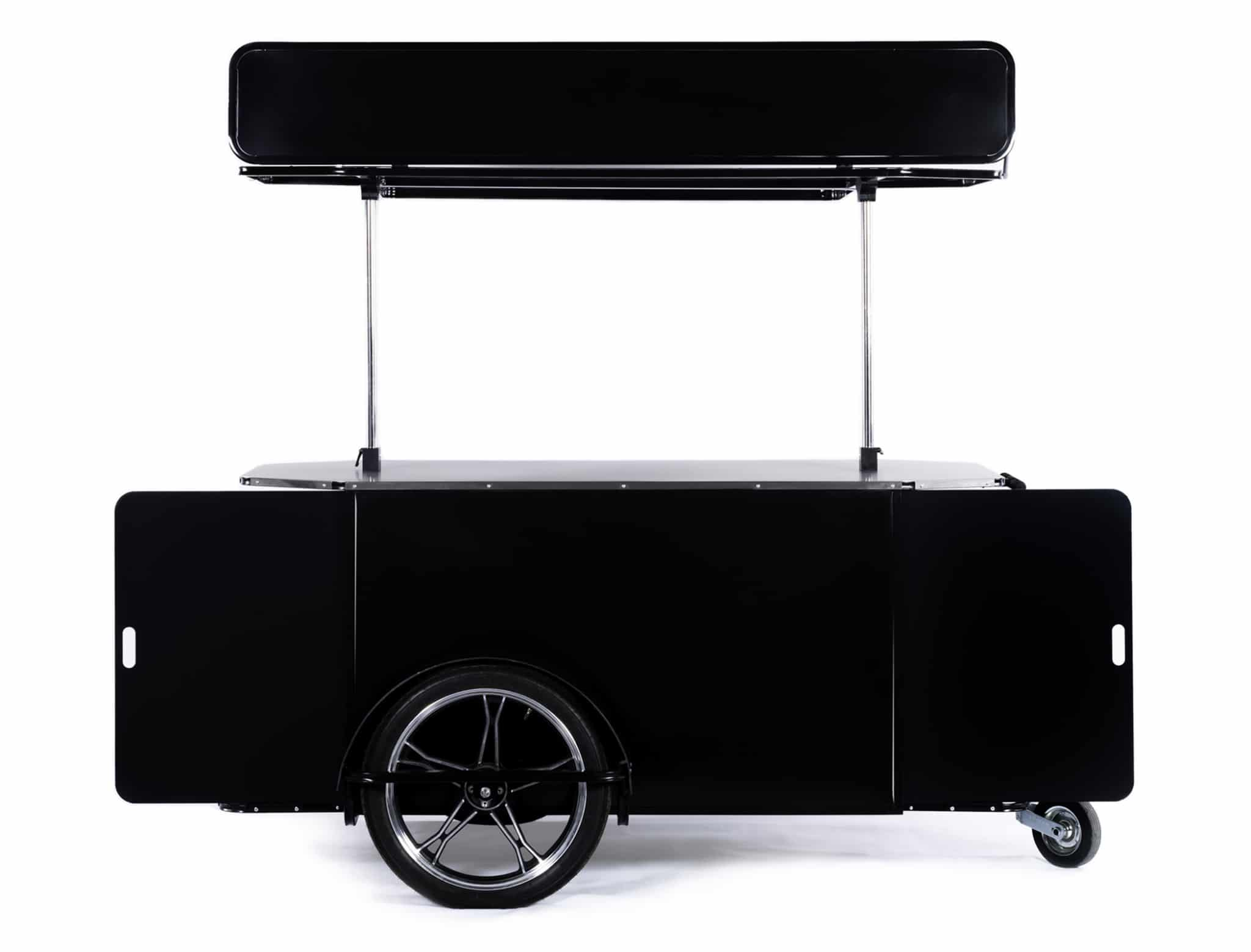 Basic vending cart XL by Bizz On Wheels