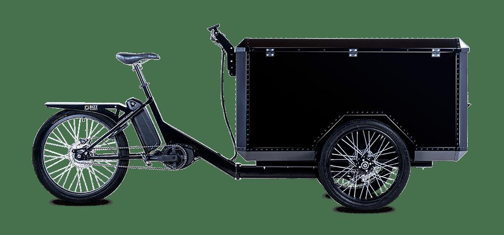 Electric Cargo Bike TR01 made by Bizz On Wheels