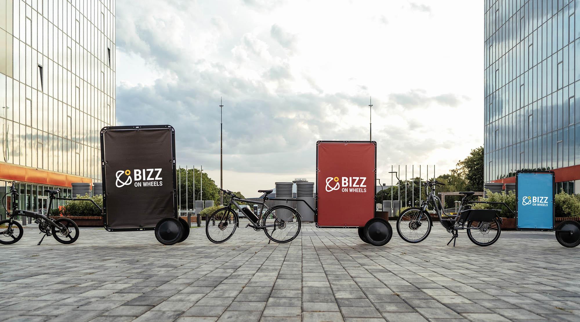 New AdBicy bike & mobile billboards range