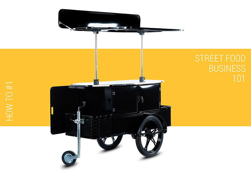 How to start street food cart business guide